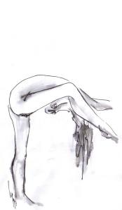 plumilla, dibujo