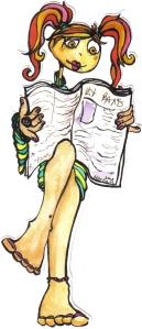 ilustración bgoph, tinta